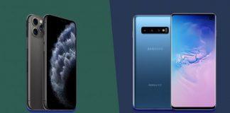 مقایسه آیفون 11 پرو و گلکسی S10