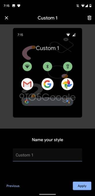 دانلود و نصب تم بر روی گوشی Google's Pixel,گوشی Google's Pixel,دانلود اپلیکیشن Styles and Wallpapers,نصب اپلیکیشن پیکسل تم,اپلیکیشن تصاویر پس زمینه Pixel