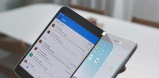مایکروسافت Surface Duo با نمایشگر دوگانه, گوشی Surface Due, روشتک,raveshtech, اخبار فناوری, موبایل, تازه های فناوری, مایرکروسافت, Surface Duo