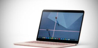 لپ تاپ Google PixelBook Go