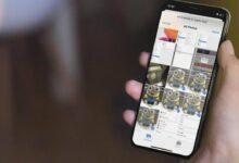 روش افزودن عکس به آلبوم آیفون iOS 13