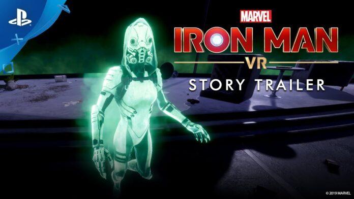 انتشار تریلر بازی Marvel's Iron Man VR