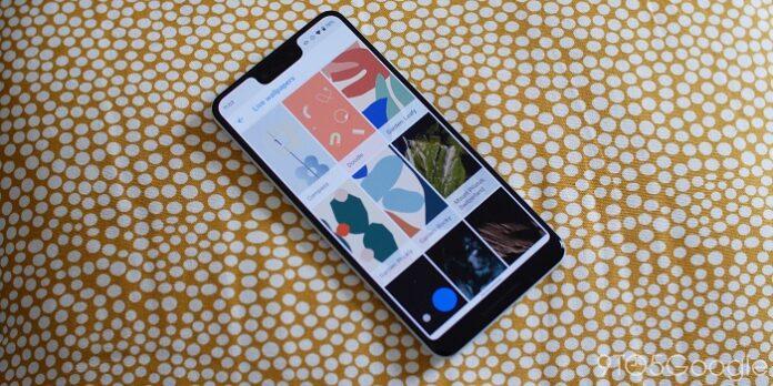 تصاویر پس زمینه زنده قابل تنظیم جدید در Google Pixel 4