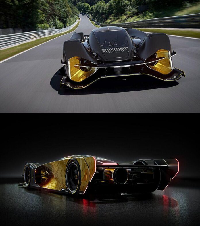 خودروی مفهومی تمام برقی رنو لمانس,رنو لمانس,Renault Le Mans, مسابقه لمانس 24 ساعته,The 24 Hours of Le Mans, روشتک,raveshtech, اخبار خودرو, اخبار فناوری, تازه های خودرو,