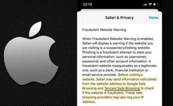 اپل به دلیل ارسال داده های کاربران به شرکت Tencent چین مورد انتقاد قرار گرفت