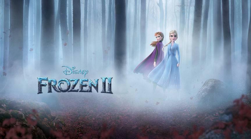 frozen 2 2019,انیمیشن های برتر سال 2019