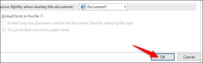 روش ذخیره فایل ورد در کامپیوتر