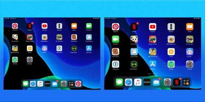 بزرگتر کردن آیکون برنامه های آیپد, بزرگتر کردن آیکون برنامه های iPadOS, درشت کردن نوشته در آیپد, bold کردن متن در آیپد, روشتک, raveshtech, آموزش آیپد, ترفندهای آیپد, آموزش iPadOS