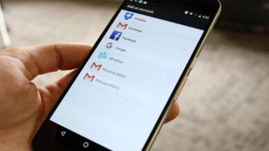 روش خارج شدن و حذف اکانت گوگل در اندروید