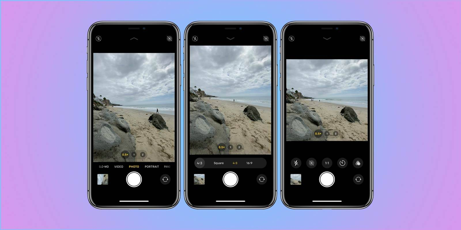 Photo of روش تغییر نسبت ابعاد دوربین آیفون 11 و آیفون 11 پرو