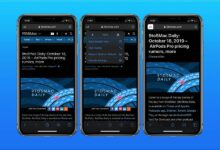 روش فعال کردن Reader View سافاری در آیفون iOS 13 و آیپد iPadOS 13