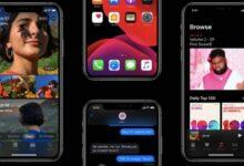 روش ساختن آلبوم در برنامه Photos آیفون iOS 13