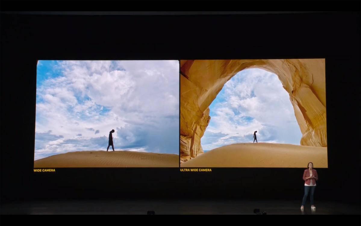 Photo of روش استفاده از دوربین ultra wid آیفون 11 و آیفون 11 پرو