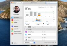 روش فعال کردن Screen Tme مک macOS Catalina