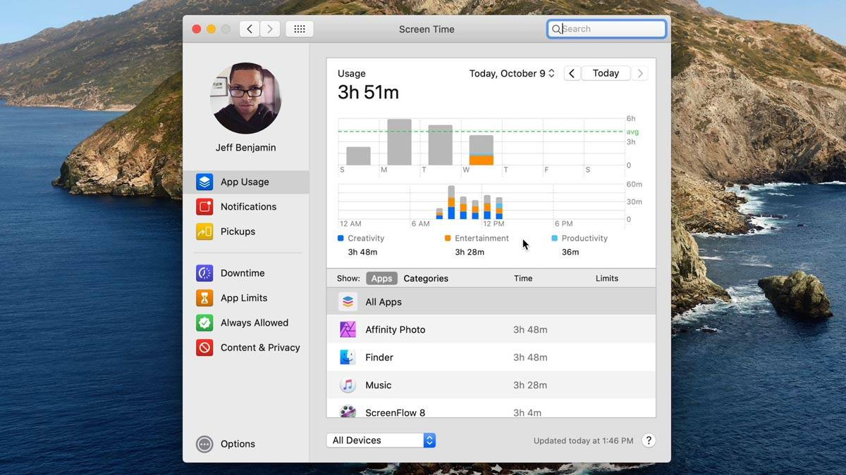 Photo of روش فعال کردن Screen Time مک macOS Catalina