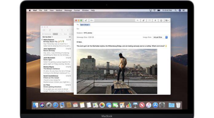 روش mute کردن ریسه های ایمیل در مک