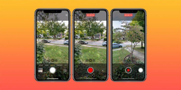 عکاسی و فیلمبرداری همزمان آیفون 11, ویژگی QuickTake آیفون 11, عکاسی و فیلمبرداری همزمان آیفون, گرفتن عکس در هنگام فیلمبرداری آیفون, روشتک,raveshtech, دوربین آیفون 11, ترفندهای آیفون, آموزش آیفون 11