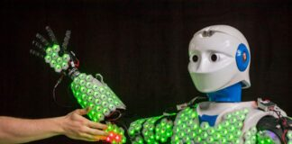 ساخت پوست مصنوعی برای ربات