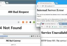 خطا های رایج در دنیای مجازی صفحات وب,error,خطای سایت,سرور,خطای 400,خطای 403