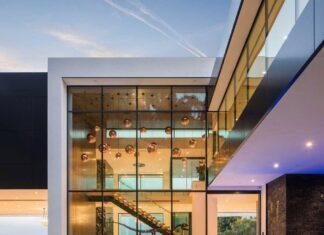 عمارتی با اسکلت 1.5 میلیون دلاری دایناسور
