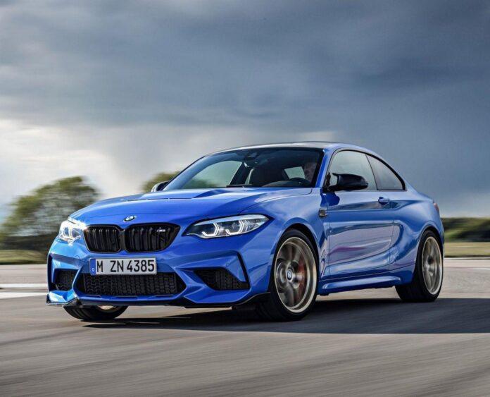 خودروی 2020 BMW M2 CS رونمایی شد