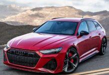 خودروی RS6 آوانت 2020 آئودی رونمایی شد
