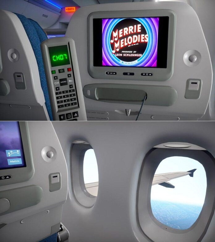بازی Airplane Mode و تجربه مسافرت با هواپیما