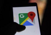 لوکیشن گوگل مپ