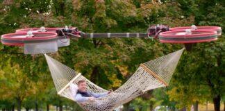 ساخت پهپاد های hammock