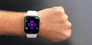 با اپلیکیشن جدید ساعت هوشمند اپل دانگل هوشمند تلویزیون Roku را کنترل کنید