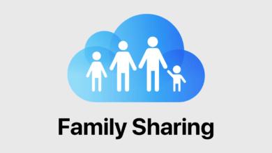 تنظیمات ویژگی Family Sharing در آیفون و آیپد