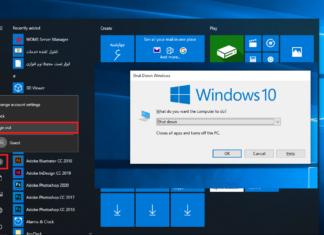 روش خارج شدن از حساب کاربری (Log off) ویندوز 10