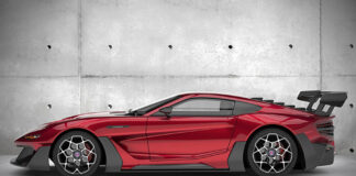 ابرخودرو کیت کار F9R کمپانی Factory Five Racing