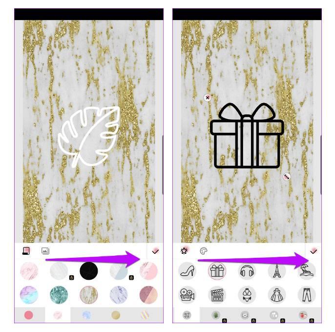 Highlight Cover Maker و ویررایش قالب کاور هایلایت اینستاگرام