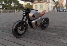 موتورسیکلت برقی Nava Racer ، نخستین موتور دارای سیستم هیبریدی فراگُنجانتِر