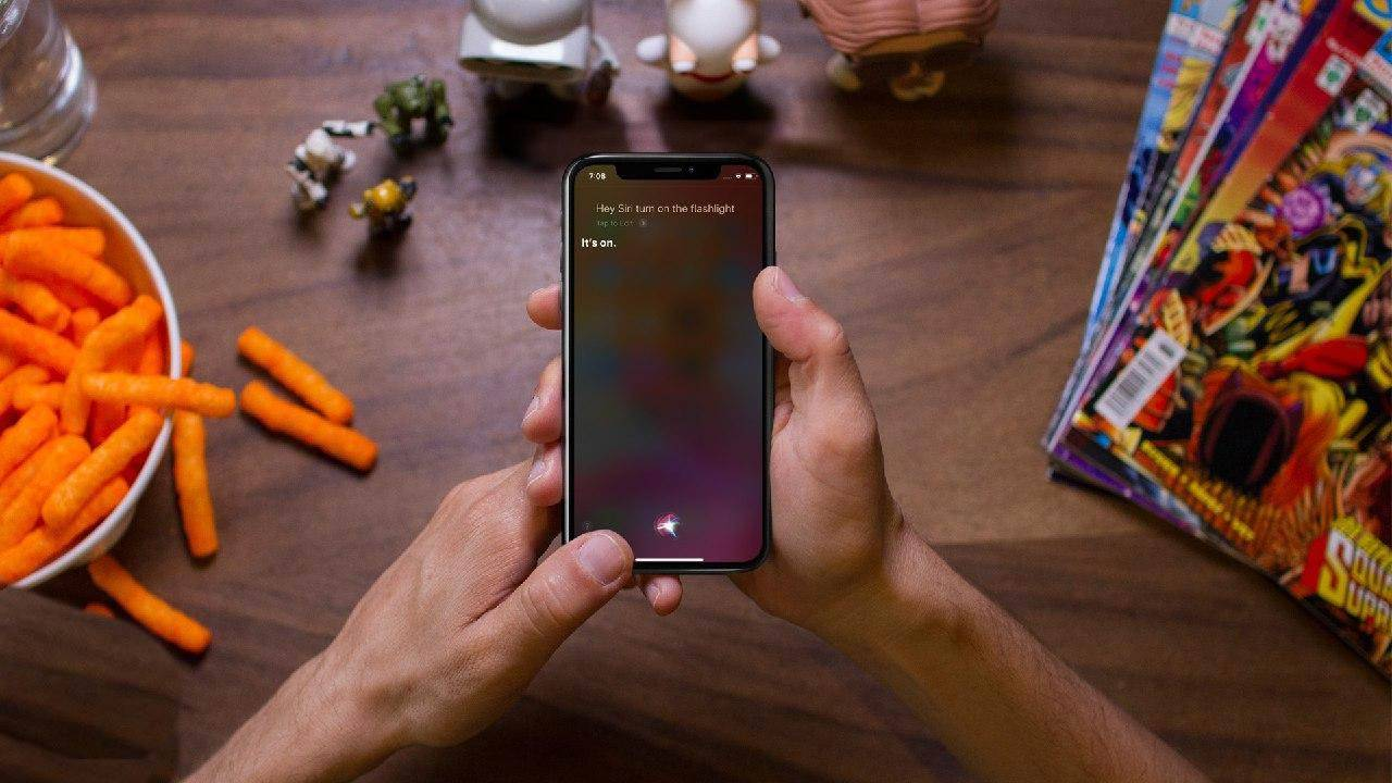 Photo of روش روشن کردن چراغ قوه آیفون 11 ، با استفاده از Siri و بخش Control Center