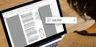 روش ویرایش کردن فایل PDF,ویرایش pdf