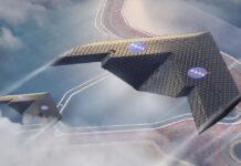 ساخت بال هواپیمای مورفینگ توسط NASA و MIT