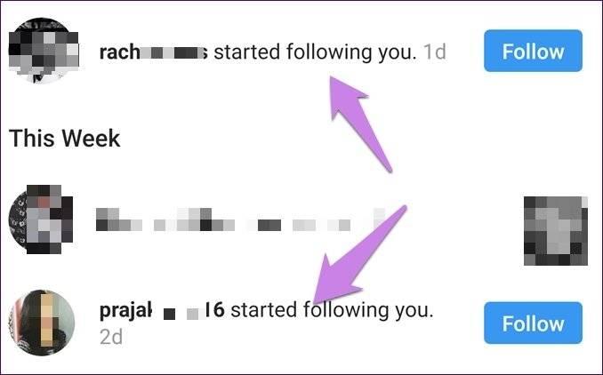 آیا فالووری را که در اینستاگرام حذف کرده اید می تواند به شما درخواست follow back بدهد؟