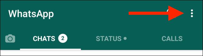 جلوگیری از عضویت ناخواسته در گروه های واتساپ