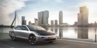 خودروی برقی خورشیدی Lightyear One در نمایشگاه CES 2020