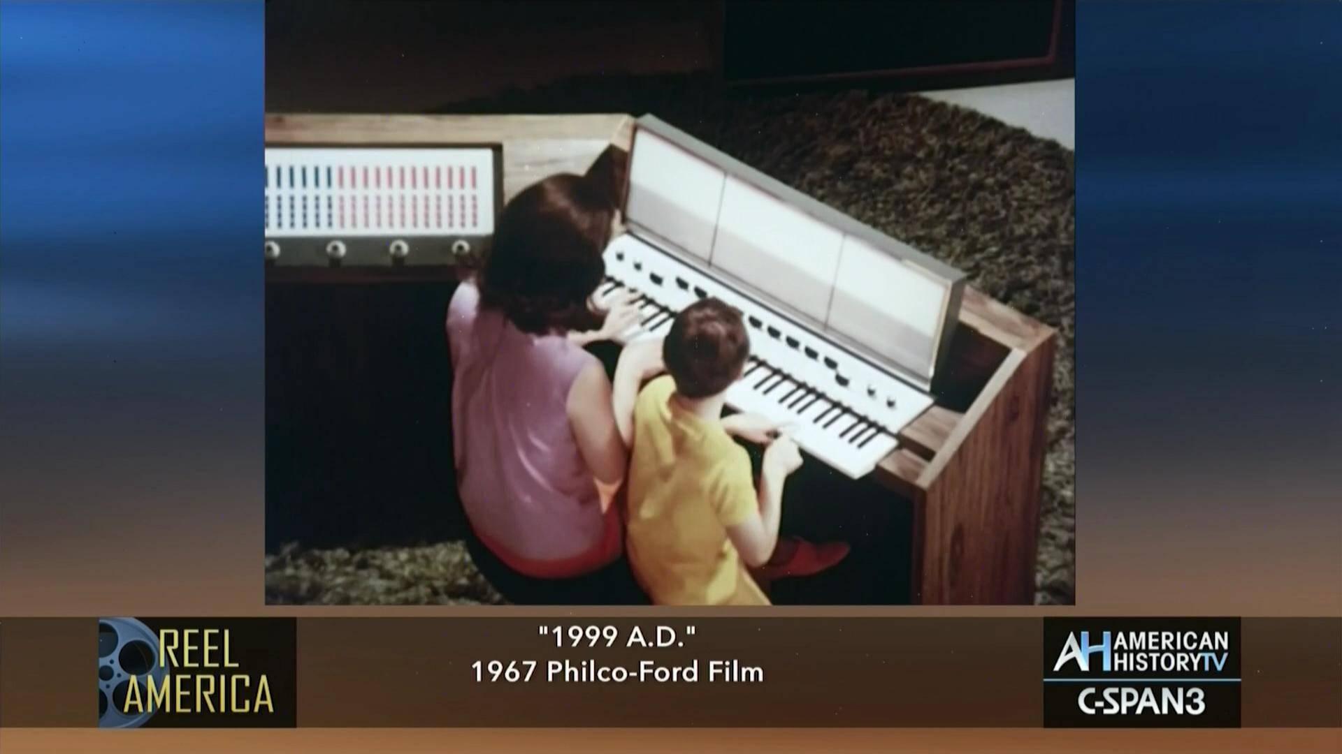 Photo of فیلم 1999 A.D یا 1999 سال پس از میلاد نمایانگر تصور انسان در 1967 از آینده فناوری