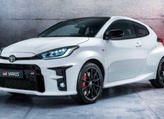 خودرو رالی تویوتا یاریس GR معرفی شد