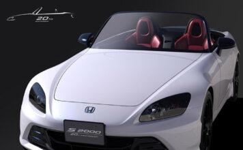 20 سالگی هوندا S2000 در نمایشگاه 2020 Tokyo Auto Salon