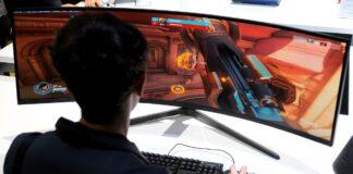 نمایشگر گیمینگ Odyssey G9 Ultrawide سامسونگ در CES 2020