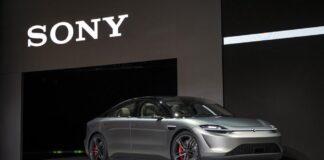 معرفی خودروی VISION-S سونی در CES 2020