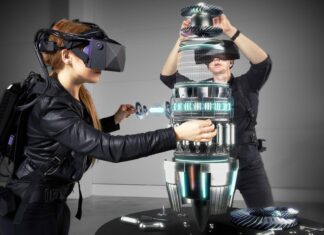 هدست واقعیت مجازی XTAL با رزولیشن 8K در CES 2020