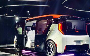 خودرو Origin بدون راننده کمپانی کروز اتومیشن جنرال موتورز