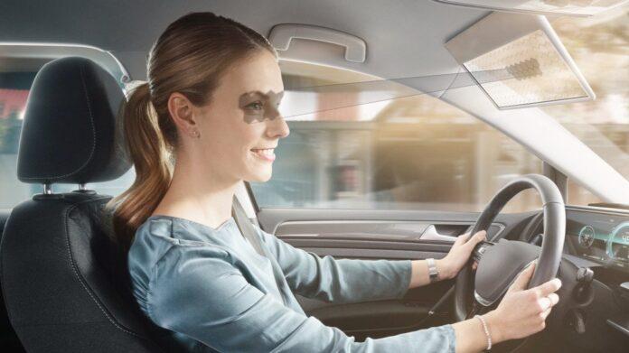 نمایش آفتابگیر هوشمند دیجیتال Bosch در CES 2020