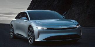 خودرو تمام برقی Lucid Air در نمایشگاه اتومبیل نیویورک رونمایی می شود